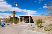 Furnace Creek Visitor Center & Museum