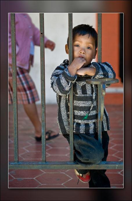 Boy in San Cristóbol de las Casas
