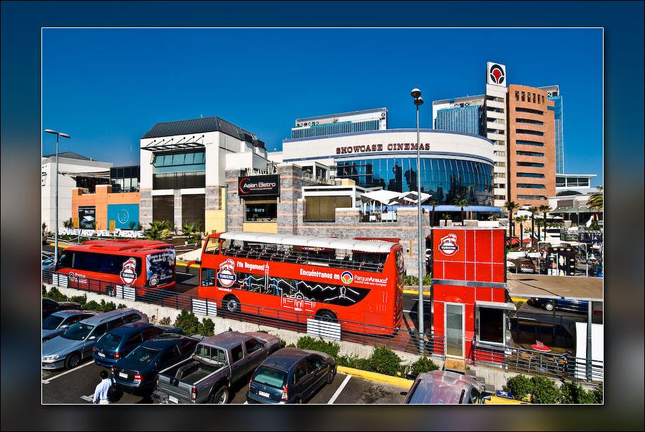 Parque Arauco shopping mall