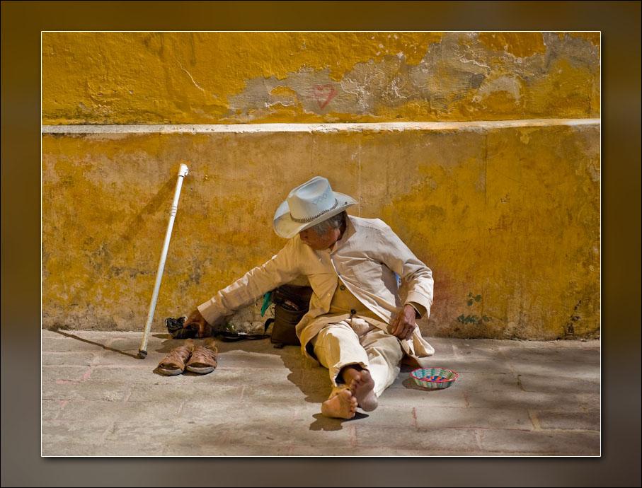 Man in San Cristóbol de las Casas