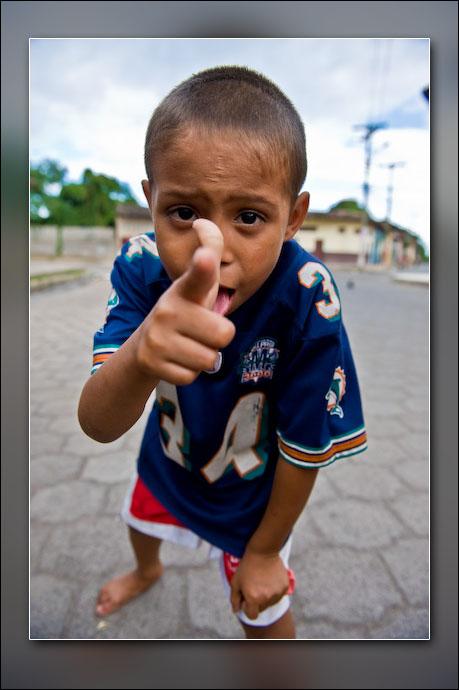 Kid in Granada.
