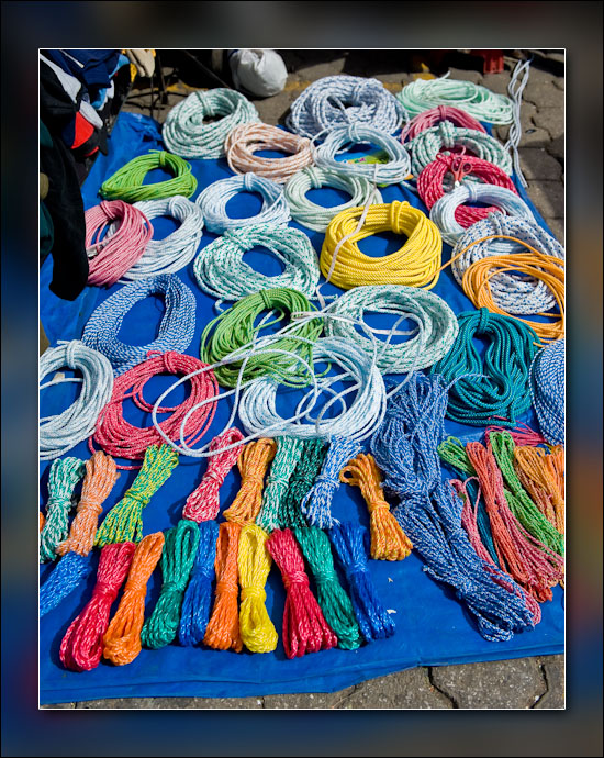 Rope in the market
